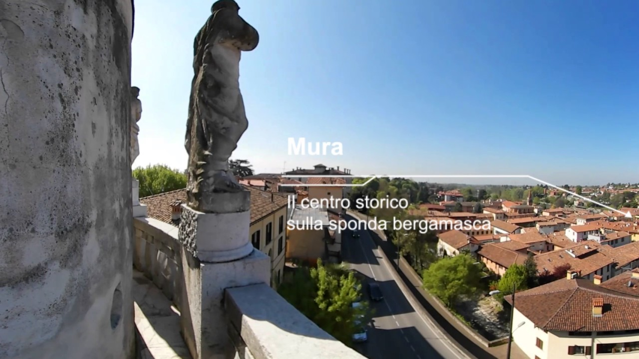Visual Experience, torre del popolo 360, screen dal video di Carraro Lab
